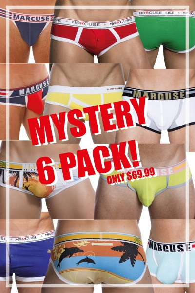 Mystery 6 Pack