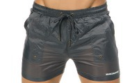 Babylon Shorts Charcoal